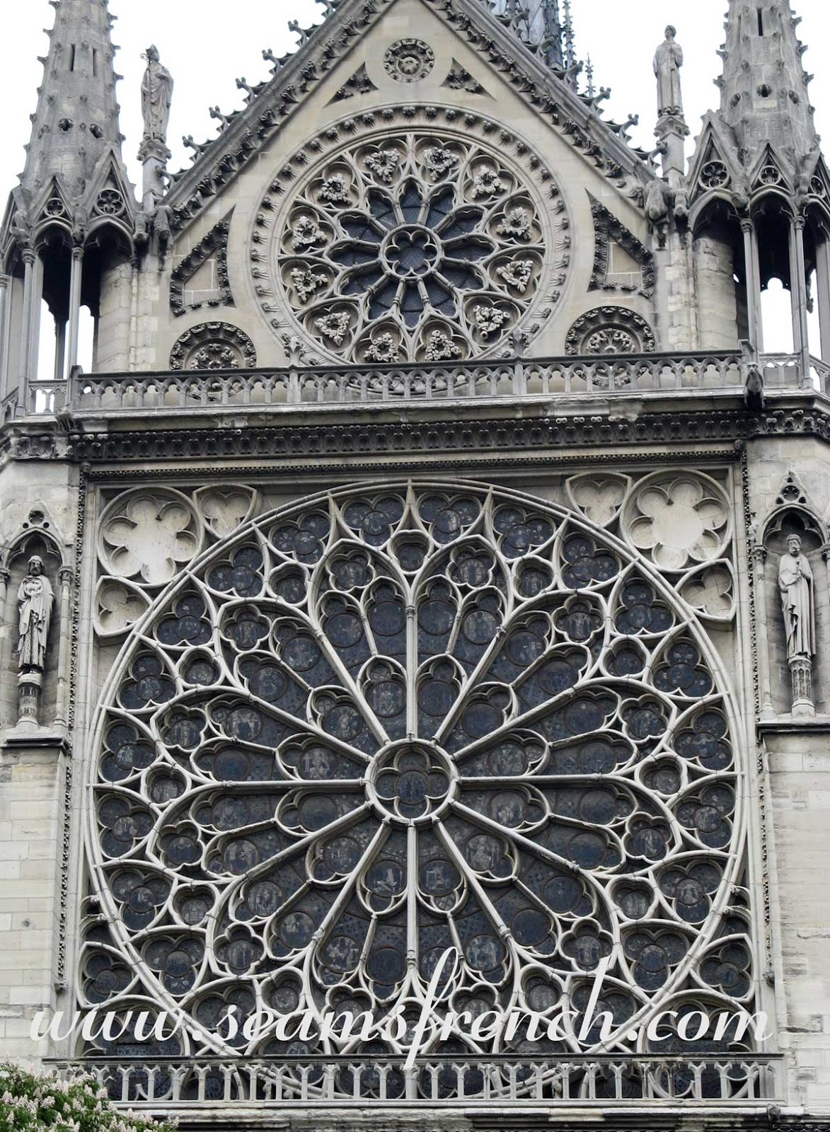 New Boutis Design: Cathedral Window