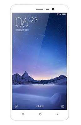 Harga dan Spesifikasi Xiaomi Redmi Note 3 Smartphone Silver Terbaru