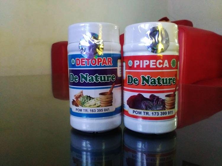 Detopar pipeca obat batuk de nature