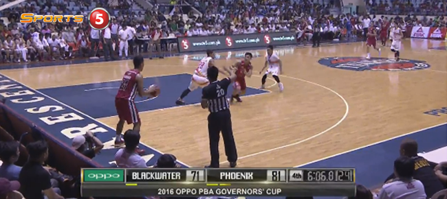 Phoenix def. Blackwater, 93-81 (REPLAY VIDEO) September 7