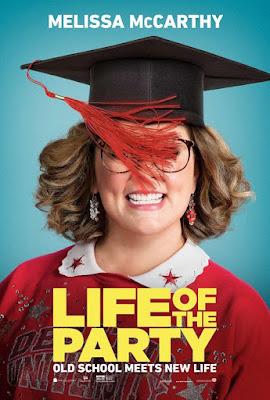 Life of the Party [2018] Final [NTSC/DVDR] Ingles, Español Latino