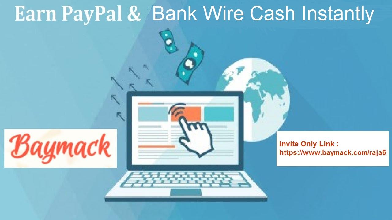 Baymack - Make Money Upto $100 Everyday Just To Watch Videos ...