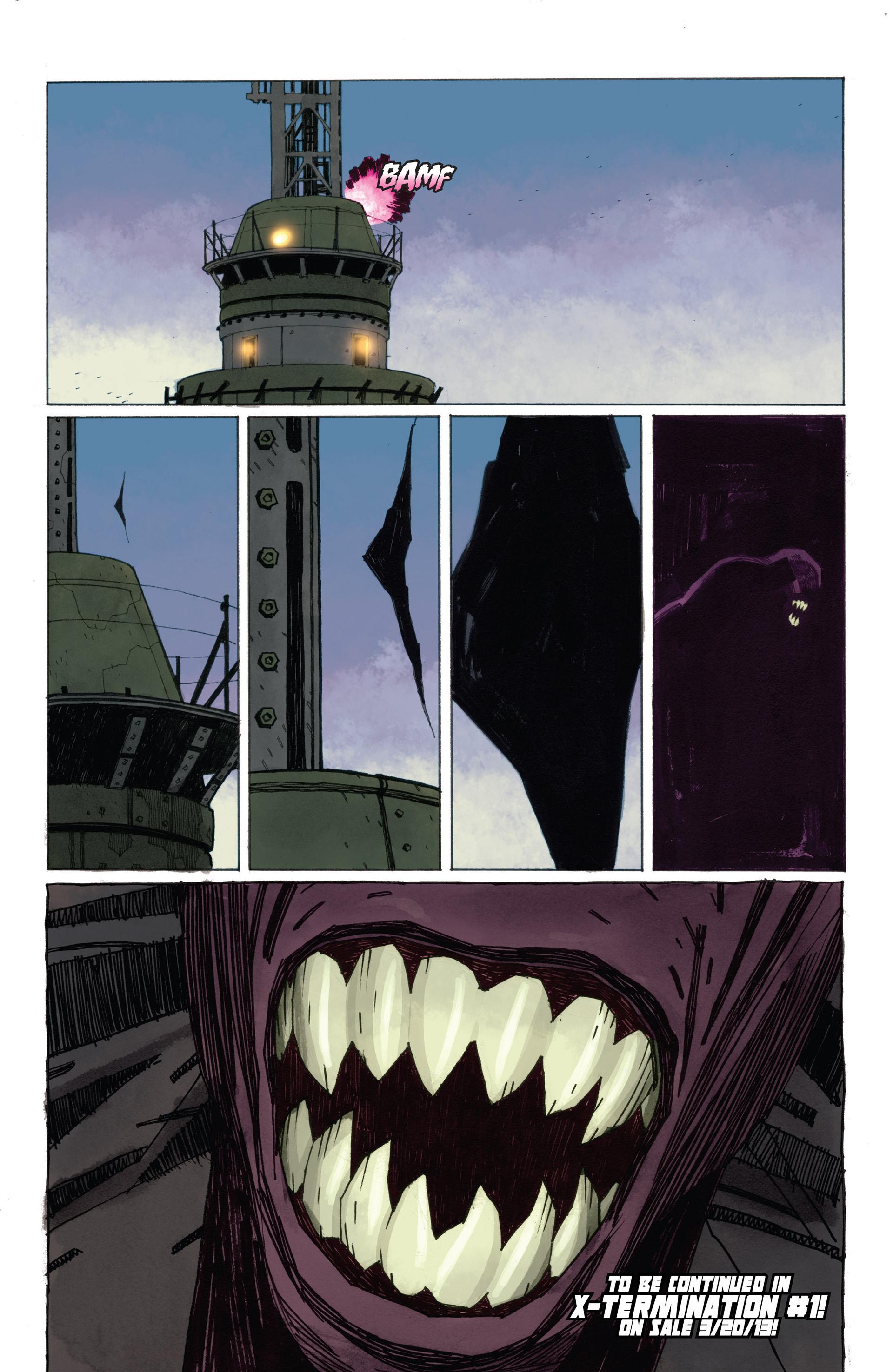 Read online Astonishing X-Men (2004) comic -  Issue #59 - 21