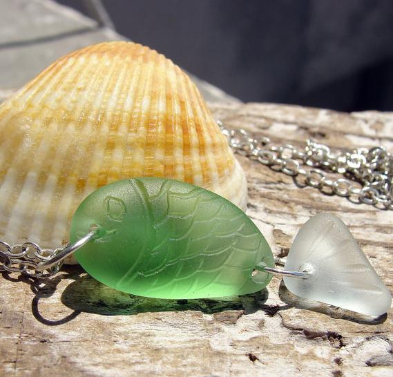 Buy Handmade Glass Leaves
