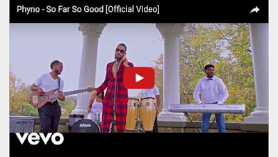 Video Alert: Phyno - So far so Good (Download Below)