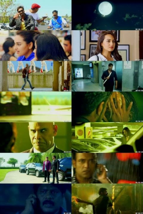 Image result for Action Jackson (2014) screenshot