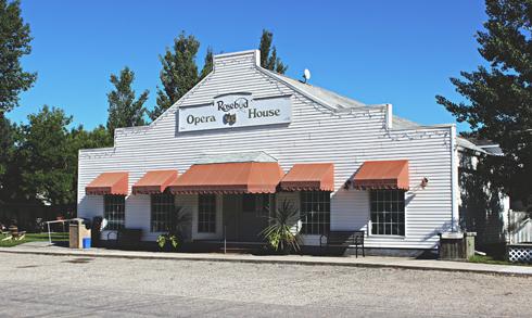 Rosebud Theatre School Alberta