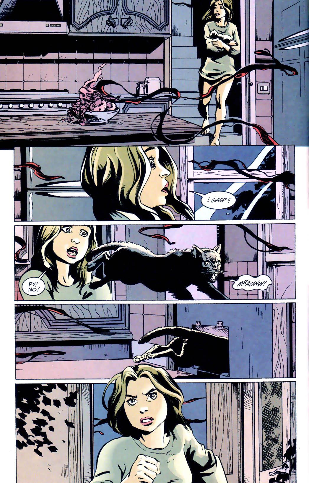 Read online Midnight, Mass comic -  Issue #6 - 9
