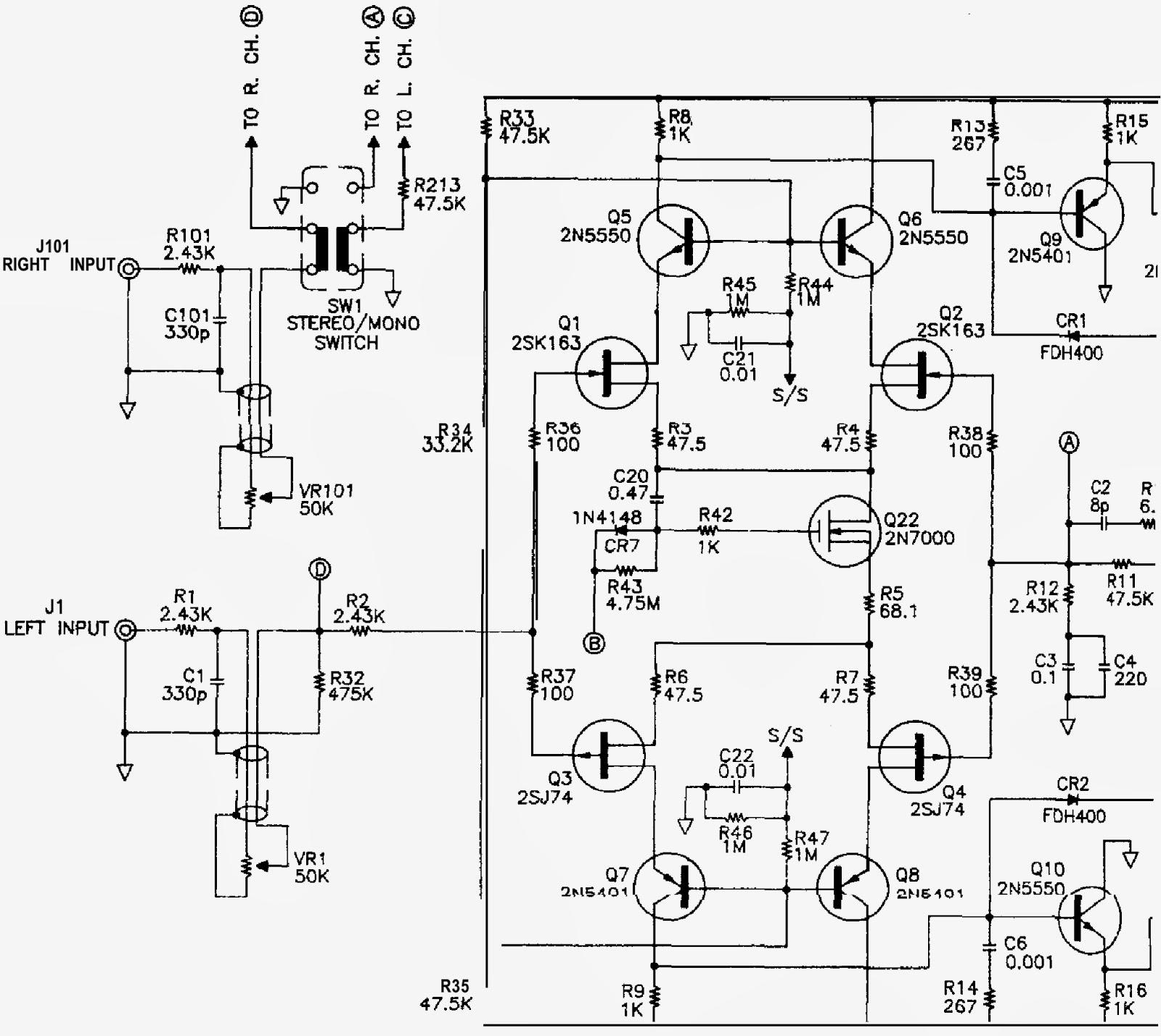 Hafler 9180 Hafler 9270 Power Amplifier
