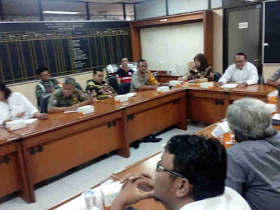 3 Pilar di Jakarta Barat Gelar Sosialisasi Saber Pungli