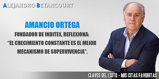 Alejandro Betancourt citas: Crecimiento