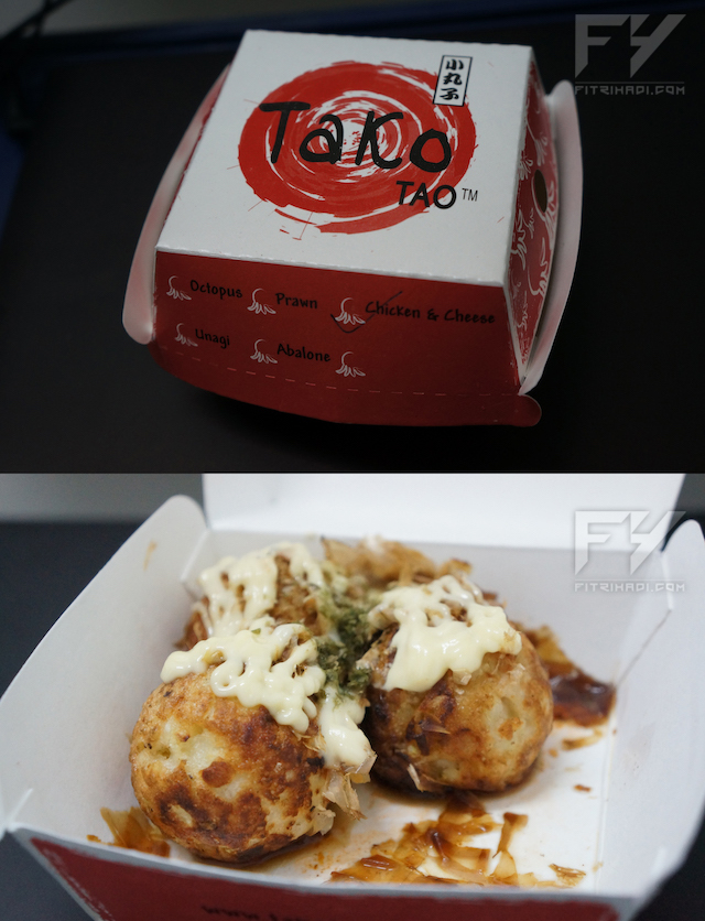 (Selera) Takoyaki Meatball Sedap di Perlis