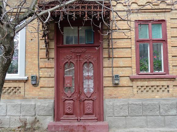 Белгород-Днестровский. Жилой дом по ул. Пушкина