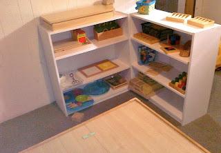 Montessori Homeschool Classroom