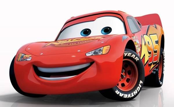 Carros está entre as 10 animações mais animadas da era digital