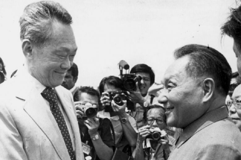 Mr Lee Kuan Yew and Mr Deng Xiaoping developed a long and deep friendship after the Chinese leader's historic visit to Singapore in 1978.
