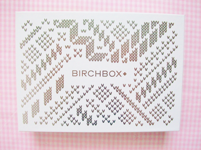 December Birchbox Unboxing
