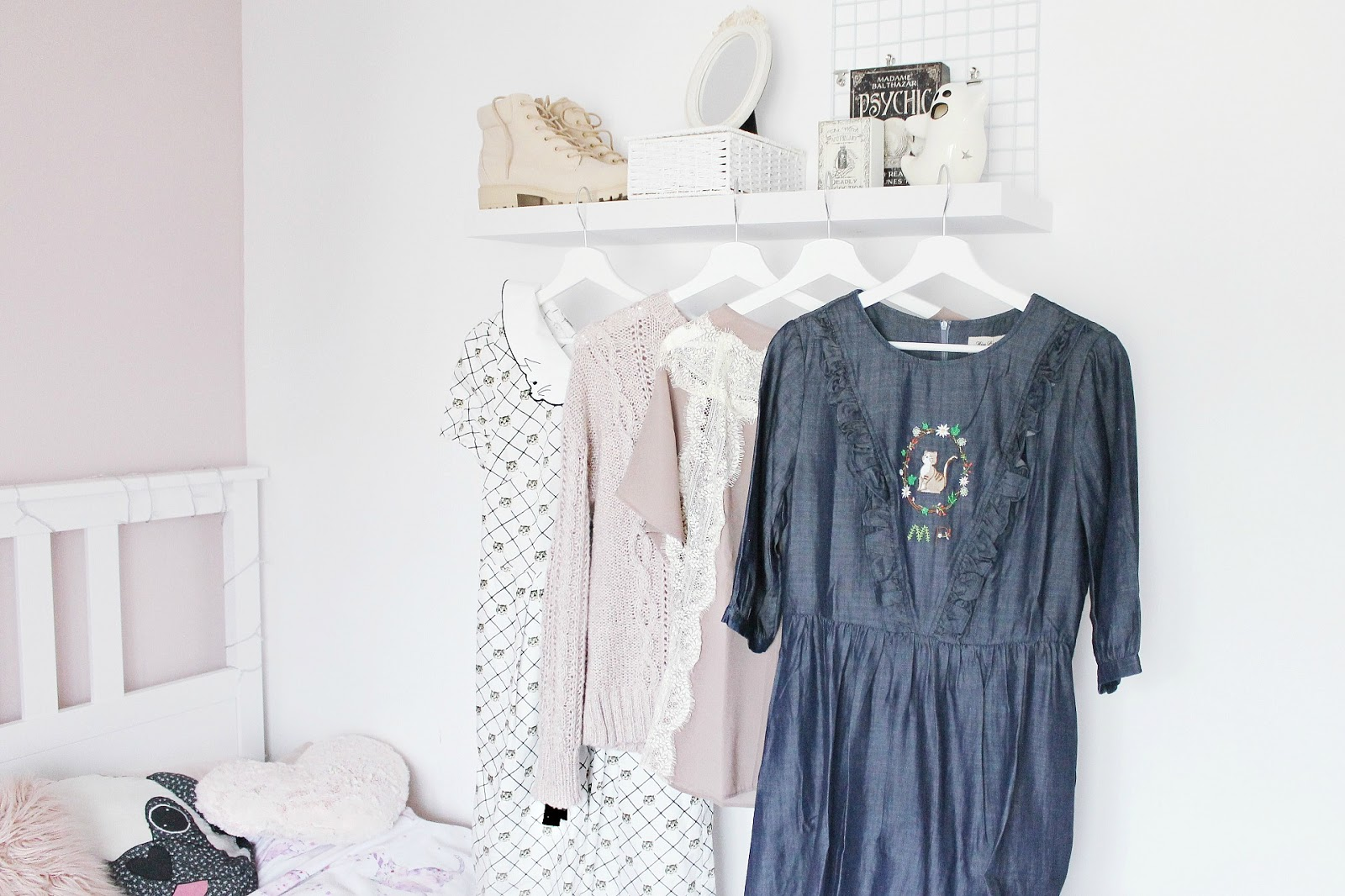 New autumn dresses and pretty pieces