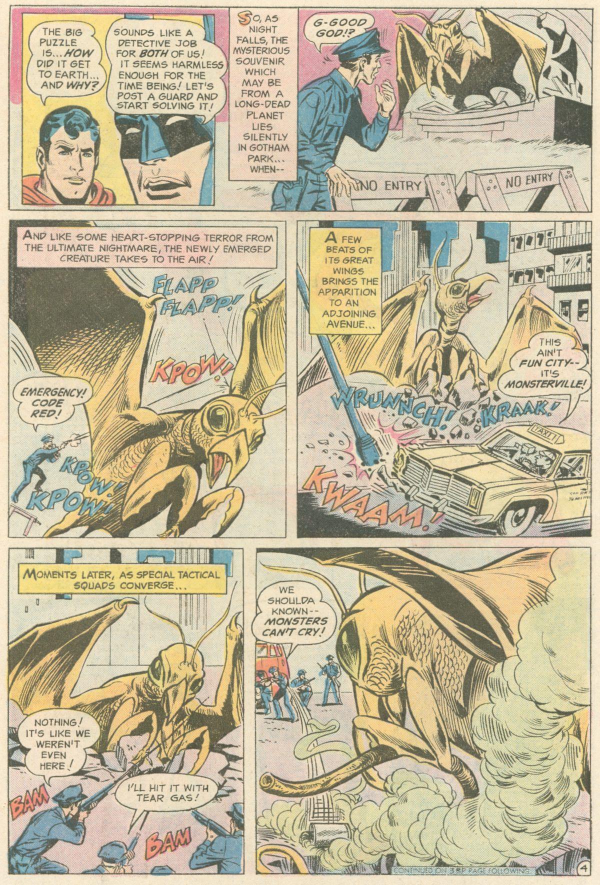 Read online World's Finest Comics comic -  Issue #237 - 6