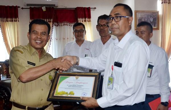 Pertamina Pusat dan Kementerian LHK Akan Kunjungi Trekking Mangrove Pariaman