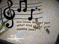 I Poop, They Sing