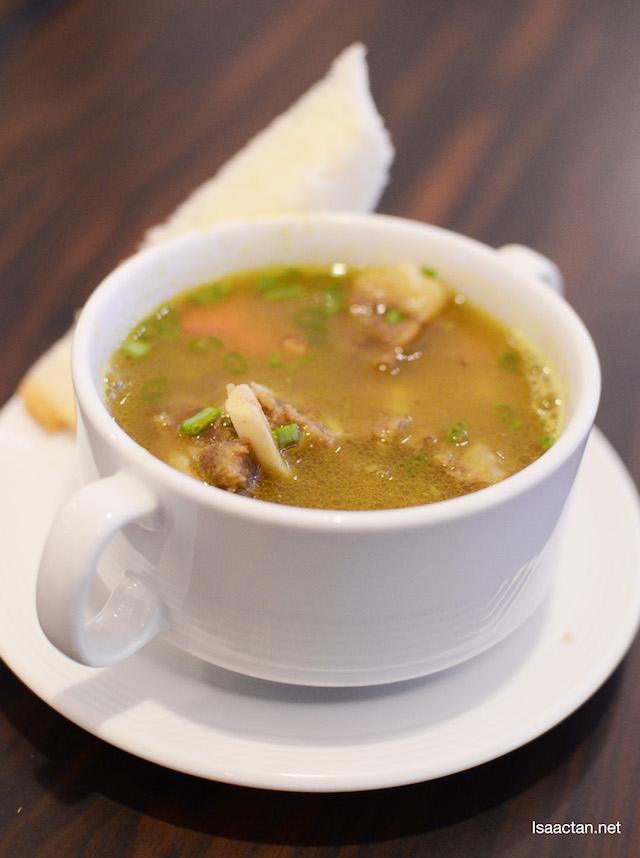 Sup Kambing Berempah