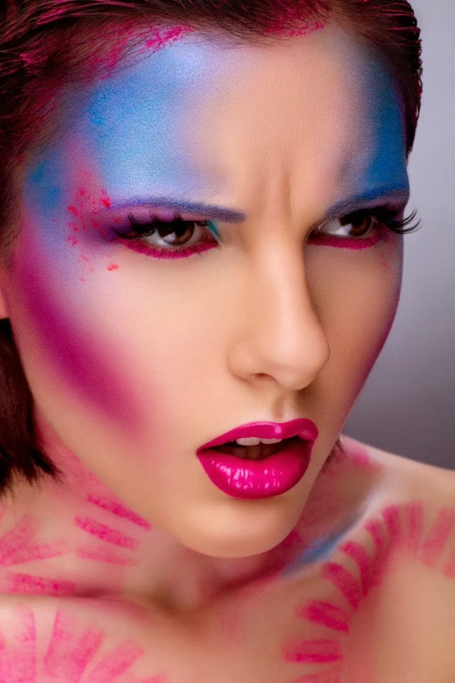 Best Incredibly Awesome Beauty And Makeup Portraits