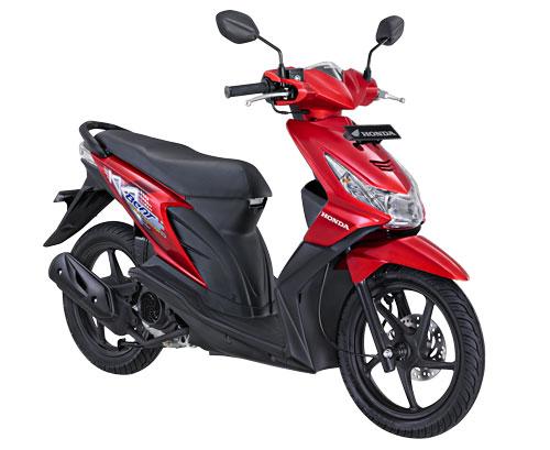 Spesifikasi Honda Beat 2012  spesifikasi motor Motorcyle