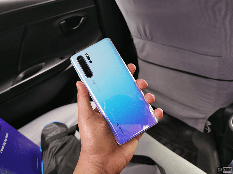 Huawei P30 series will be on preorder from April 5 to April 12