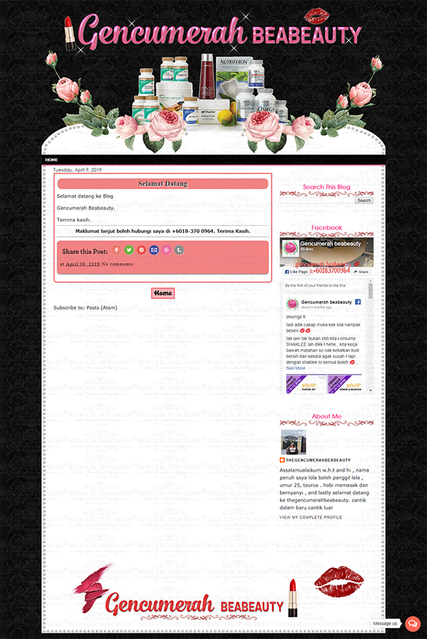 Blog Design 98