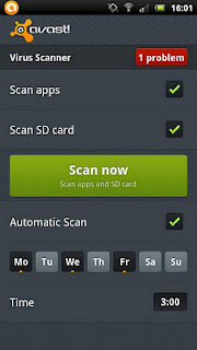 Avast Antivirus For Your Andriod Device
