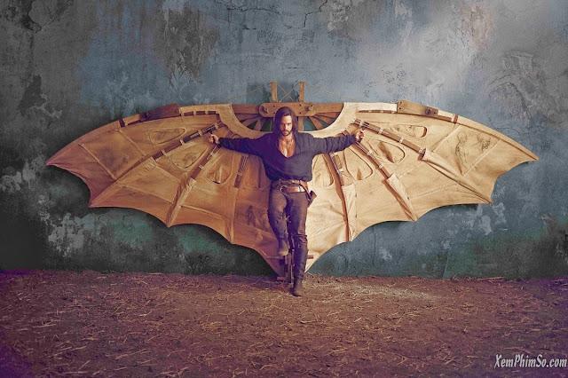 Những Con Quỷ Của Da Vinci Phần 2 heyphim da vincis demons season2d