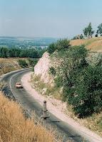 Геологические памятники Украины - гора Кременец