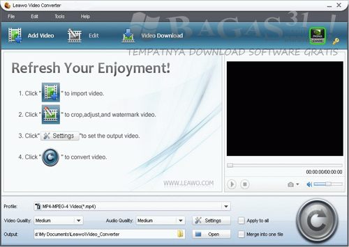 how to use iview ripper