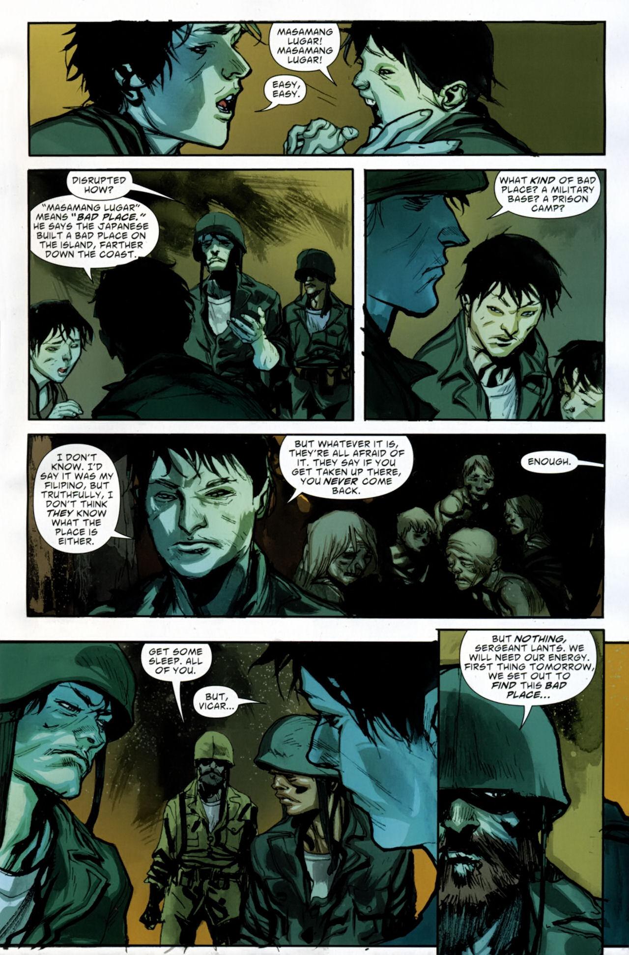 Read online American Vampire comic -  Issue #15 - 15