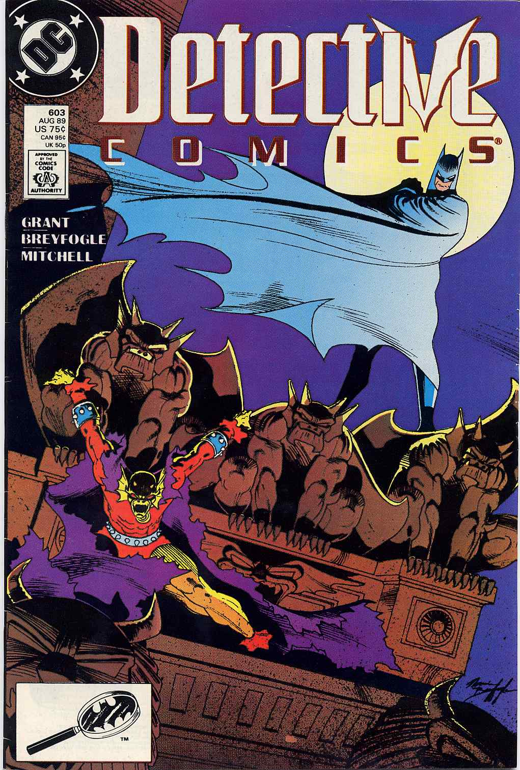 Detective Comics (1937) 603 Page 1