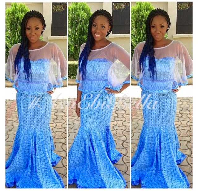 Blogs Vila Ladies Can You Rock This Cape Like Aso Ebi