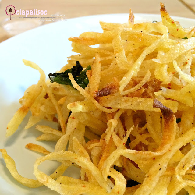 Skinny Fries from Sunnies Cafe BGC