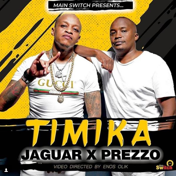 Jaguar Ft Prezzo - Timika
