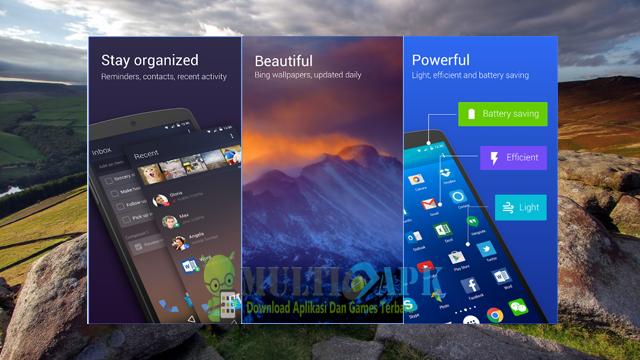 Aplikasi Microsoft Arrow Launcher v2.3.0.25963 Apk Android Terbaru