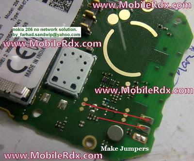 Cellphone Repair: nokia 206 network problem solution