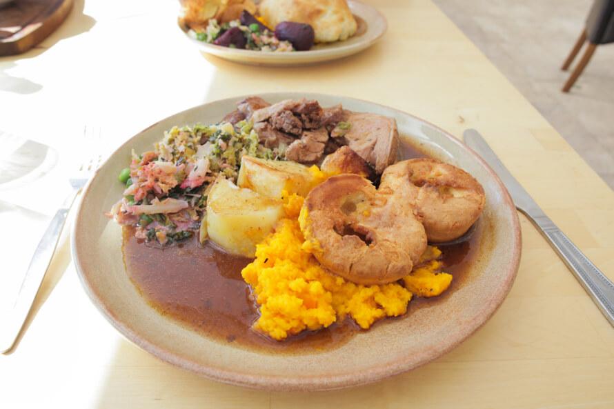 Gluten Free Sunday Roast