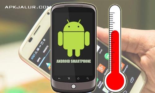 Hp Android panas dan lemot