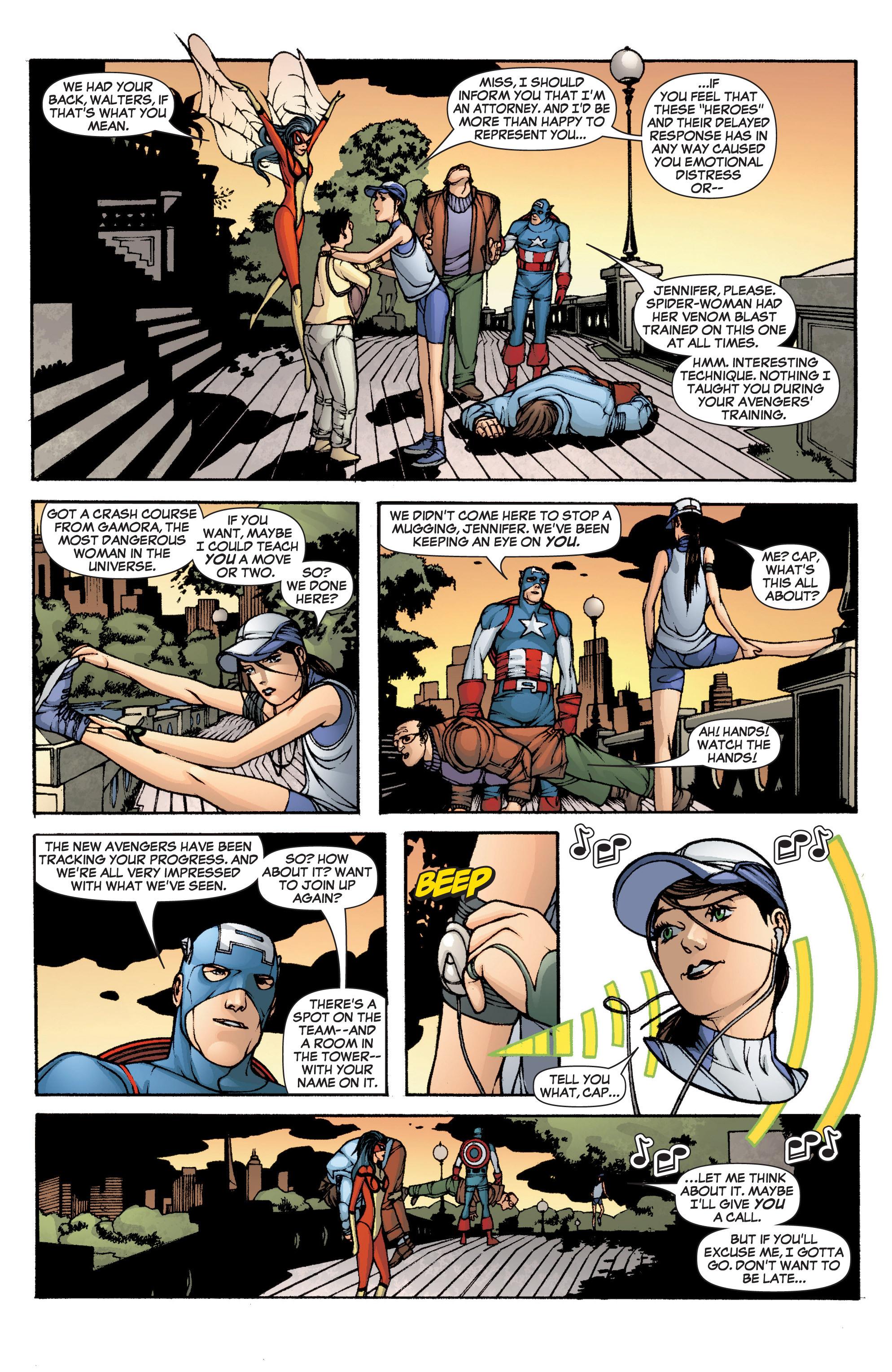 Read online She-Hulk (2005) comic -  Issue #1 - 5
