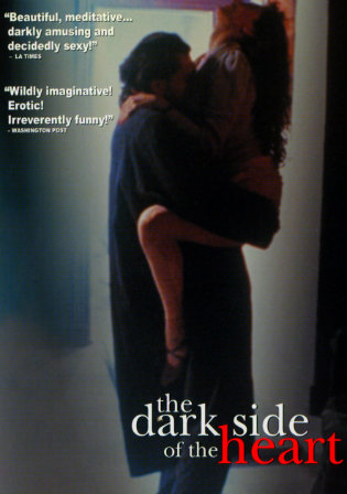Poster of The Dark Side of the Heart 1992 Full Movie HDRip 480p Dual Audio 300Mb