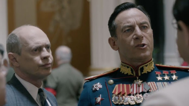 Steve Buscemi Jason Isaacs Armando Iannucci | The Death of Stalin