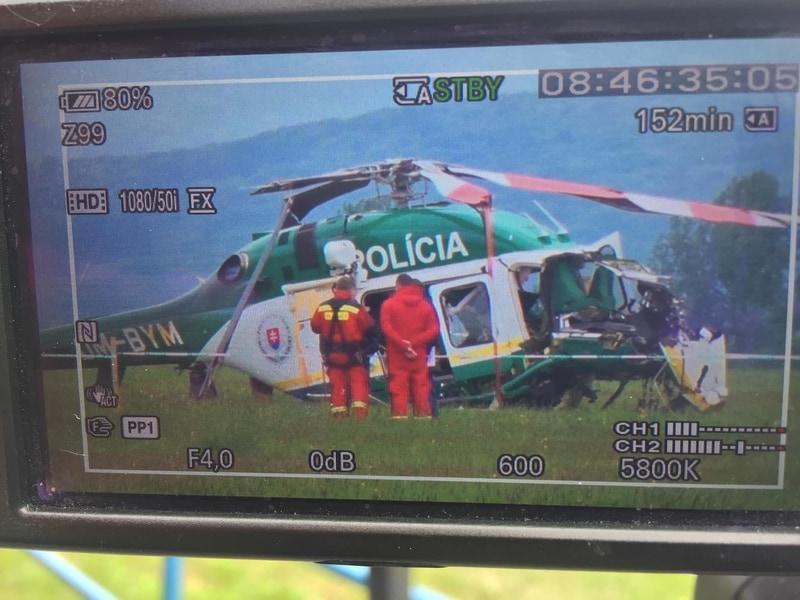 Kathryn's Report: Bell 429 GlobalRanger, Ministry of