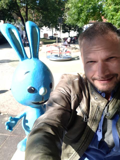 The Social Traveler & Kikaninchen in Erfurt