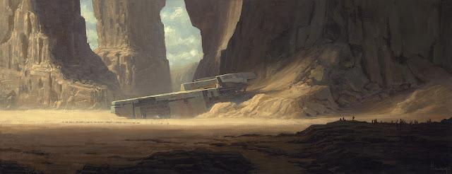 """Вейн Гааґ / Wayne Haag """"Desert Wreck"""""""