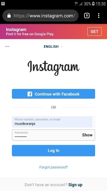 download foto instagram tanpa software